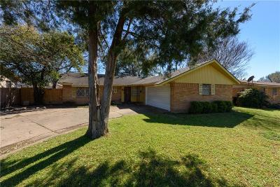Carrollton Single Family Home For Sale: 1828 Highland Drive