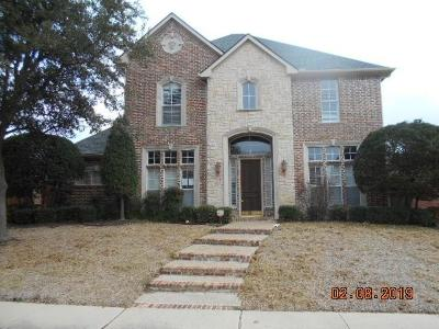 Plano Single Family Home For Sale: 5916 Wight Street