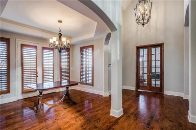 Plano  Residential Lease For Lease: 7036 Belcrest Drive