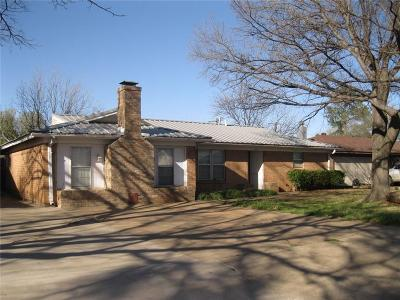 Breckenridge Single Family Home For Sale: 1306 Cypress Street