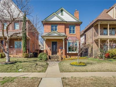 Tarrant County Single Family Home For Sale: 3714 Clarke Avenue
