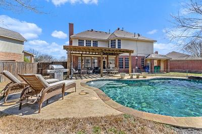 McKinney Single Family Home For Sale: 8409 Ruby Court