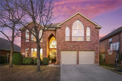 Frisco Single Family Home For Sale: 11368 Blackhawk Drive