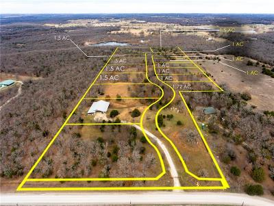 Cooke County Residential Lots & Land For Sale: Lot 7 Knotted Oaks Way