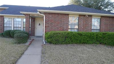 Plano Single Family Home For Sale: 6809 Darton Drive
