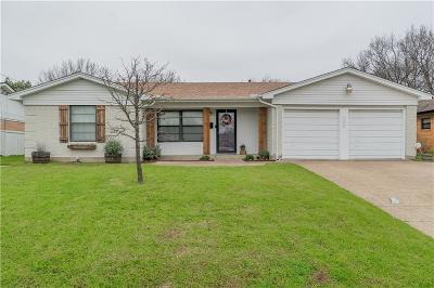 Farmers Branch Single Family Home For Sale: 13615 Littlecrest Drive