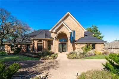 Colleyville Single Family Home Active Option Contract: 1300 Crest Drive