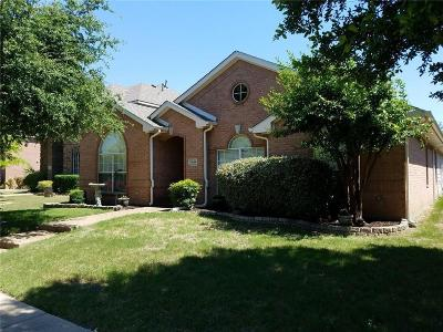 McKinney Single Family Home For Sale: 5009 Golden Wheat Lane