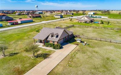 Denton County Single Family Home For Sale: 103 George Owens Road