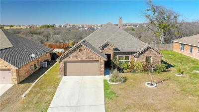 Aledo Single Family Home For Sale: 616 Westgate Drive