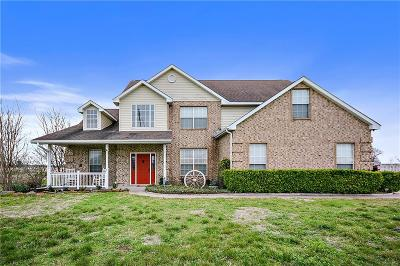 Waxahachie Single Family Home Active Option Contract: 3505 Fm 66