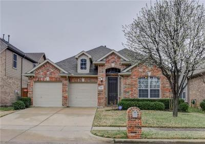 Little Elm Single Family Home Active Option Contract: 3136 Fox Hollow Drive