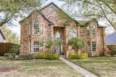 Allen Single Family Home For Sale: 725 Bent Creek Drive