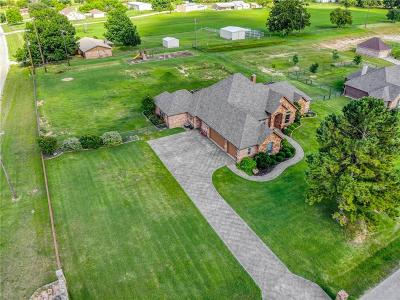 Weatherford Single Family Home For Sale: 101 Ellis Spring Drive