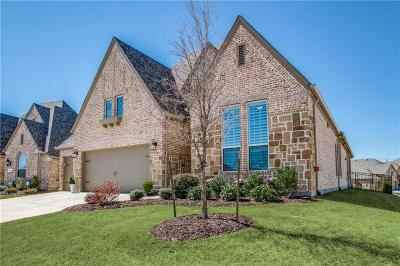 Denton County Single Family Home For Sale: 8900 Terrel Street