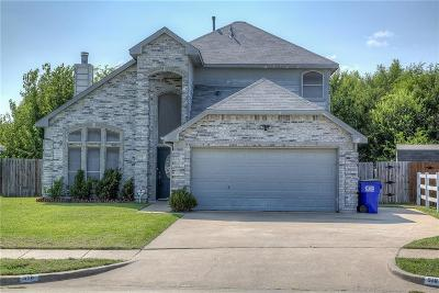 Forney Single Family Home For Sale: 510 Meadow Lane