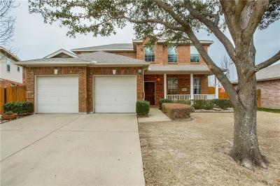 Garland Single Family Home For Sale: 1909 Rustic Creek Drive