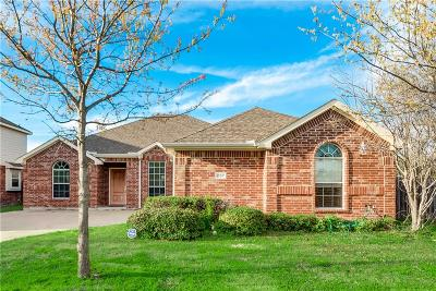 Red Oak TX Single Family Home For Sale: $225,000
