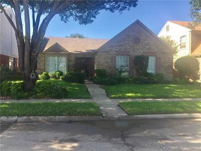 Cedar Hill Single Family Home Active Option Contract: 310 Pool Street