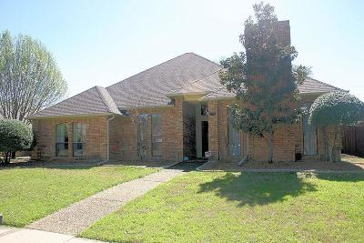 Plano Single Family Home For Sale: 3712 Sailmaker Lane