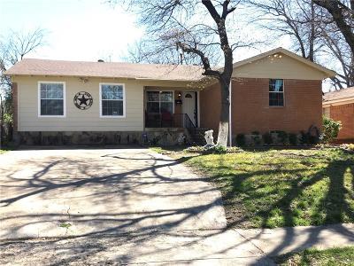 Dallas Single Family Home For Sale: 3040 Cliff Creek Drive