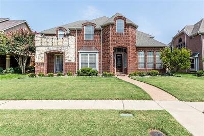 Allen Single Family Home For Sale: 1218 Bridgeway Lane