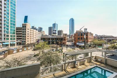 Dallas, Fort Worth Condo For Sale: 2323 N Houston Street N #310