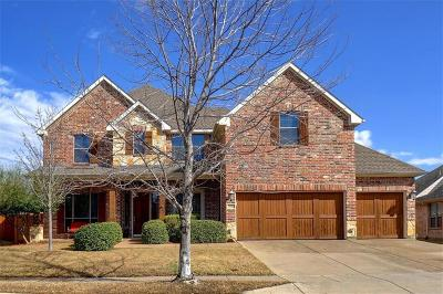 Fort Worth Single Family Home Active Option Contract: 3933 Bamberg Lane