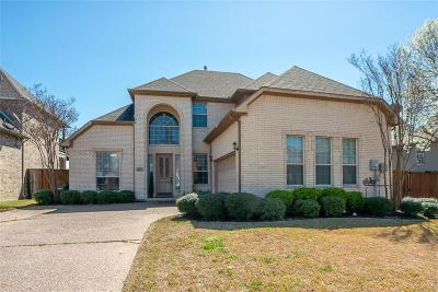 Carrollton Single Family Home Active Option Contract: 1504 Jeanette Way