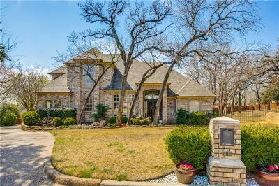 Southlake Single Family Home For Sale: 515 Stonewall Court