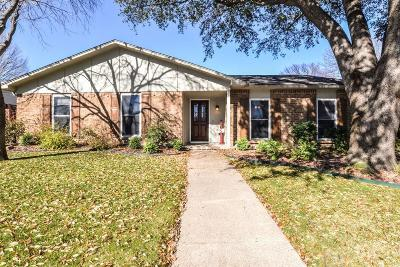 Coppell Single Family Home For Sale: 318 Woodhurst Drive