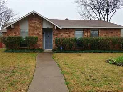 Garland Residential Lease For Lease: 202 Lucinda Drive