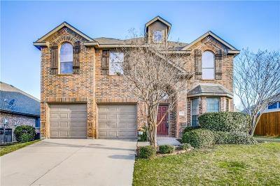 McKinney Single Family Home For Sale: 2800 Ashton Way
