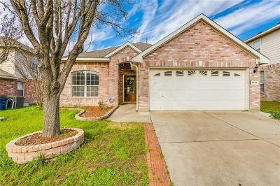 Watauga Single Family Home Active Option Contract: 6745 Geyser Trail