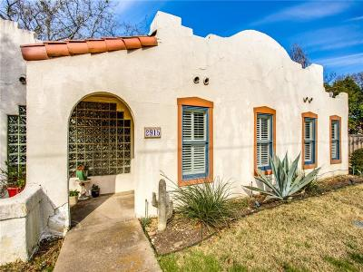 Single Family Home For Sale: 2915 Norris Street
