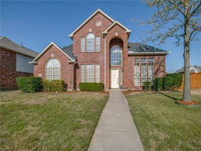 Carrollton Single Family Home For Sale: 1476 Hollow Ridge Drive