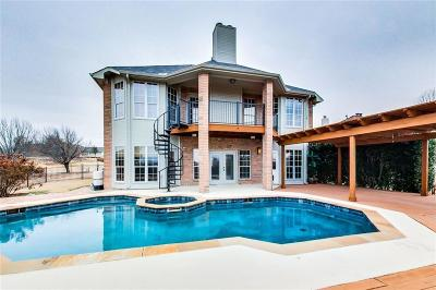 Fort Worth Single Family Home Active Option Contract: 8525 McCormick Court