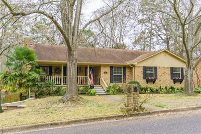 Tyler Single Family Home Active Option Contract: 4905 Kirkcaldey Drive