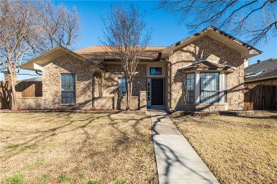 Single Family Home For Sale: 13010 Chandler Drive