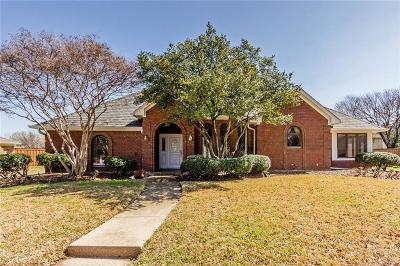 Plano Single Family Home For Sale: 6516 Geneseo Circle