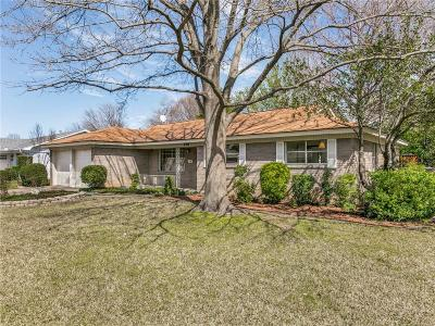 North Richland Hills Single Family Home Active Option Contract: 4904 Caton Drive