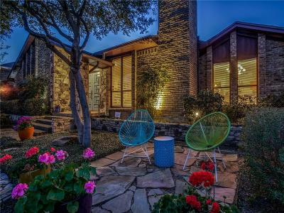 Dallas Single Family Home For Sale: 9701 Vista Oaks Drive