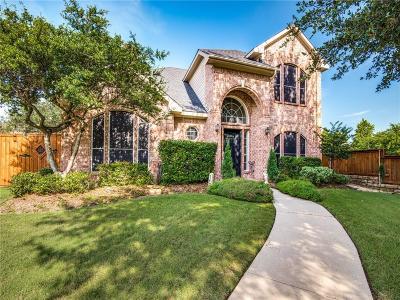 Allen Single Family Home For Sale: 100 Ventura Court