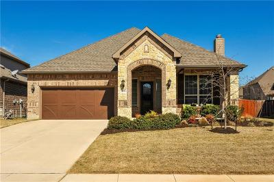 Mansfield TX Single Family Home For Sale: $335,000