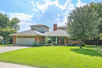 Dallas Single Family Home For Sale: 407 Aqua Drive
