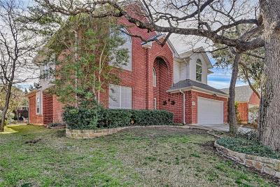 Arlington Single Family Home For Sale: 6307 Fannin Drive