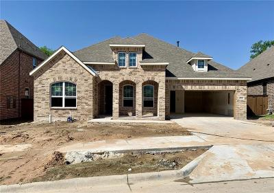 Allen Single Family Home For Sale: 1046 Mondamin Drive