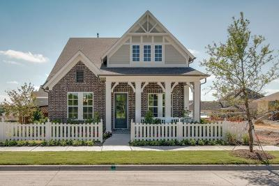 McKinney Single Family Home For Sale: 2712 Tremont Boulevard