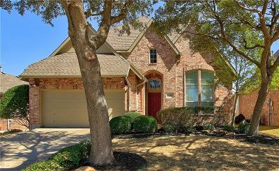Frisco Single Family Home Active Option Contract: 13280 Packard Drive