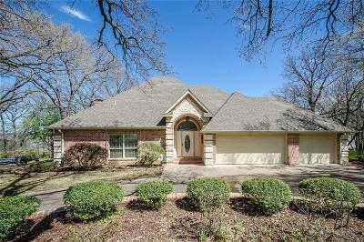 Corsicana Single Family Home Active Option Contract: 445 Meandering Way
